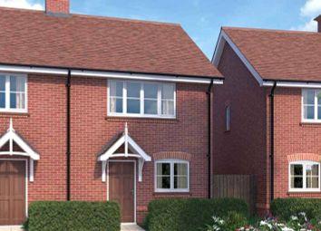 Thumbnail 2 bedroom terraced house for sale in Warren House Road, Wokingham, Berkshire