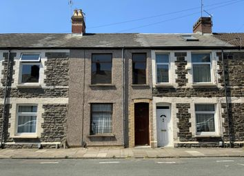 Thumbnail 2 bed terraced house for sale in Thesiger Street, Cardiff