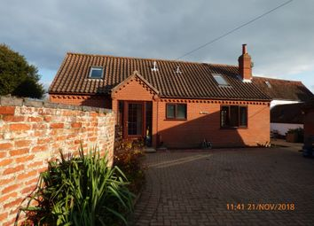 Thumbnail 4 bed detached bungalow to rent in Upper Olland Street, Bungay