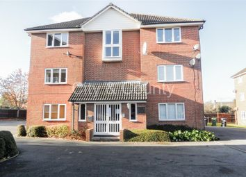 Thumbnail 2 bed flat for sale in Flamborough Close, Woodston, Peterborough