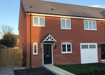Thumbnail 3 bed end terrace house for sale in Mayfield Gardens, Mayfield Close, Chaddesden, Derby