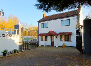 Thumbnail 3 bed detached house for sale in Scot Lane, Wigan
