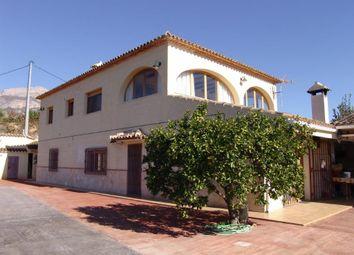 Thumbnail 3 bed finca for sale in Altea, Alicante, Spain