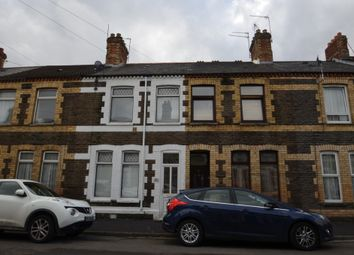 Thumbnail 3 bed terraced house to rent in Seymour Street, Cardiff