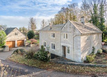 Thumbnail 4 bed detached house for sale in Littleton Drew, Chippenham