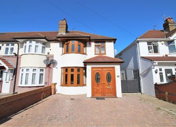 Thumbnail 3 bed end terrace house for sale in Byron Avenue, Cranford/Hounslow