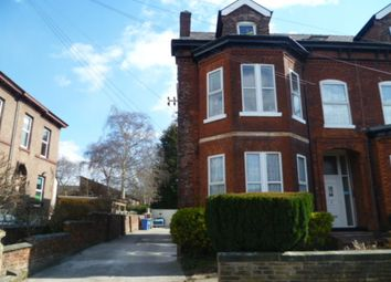 Thumbnail 2 bed flat to rent in Kenwood Road, Stretford, Manchester