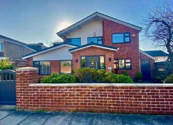 Thumbnail 4 bed detached house for sale in Newstead Avenue, Crosby, Liverpool