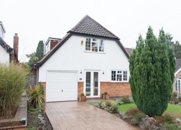 Thumbnail 3 bed detached house for sale in Radbourn Drive, Sutton Coldfield