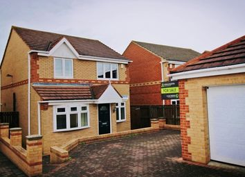 Thumbnail 4 bed detached house for sale in Harewood Crescent, Elm Tree, Stockton