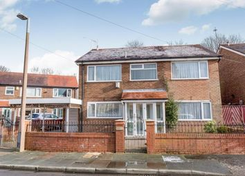 Thumbnail 4 bedroom detached house for sale in Oakwood Avenue, Clifton, Swinton, Manchester