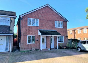 2 bed semi-detached house for sale in Ballard Road, Camberley, Surrey GU15