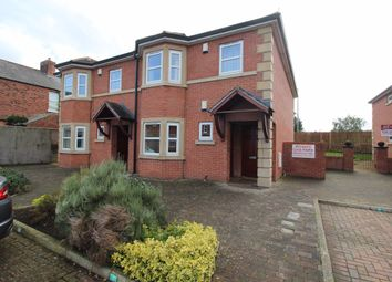 Thumbnail 1 bed flat to rent in Howard Court, Carlisle