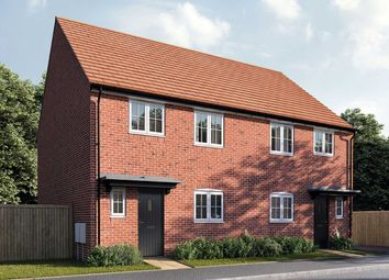 """Thumbnail 3 bed end terrace house for sale in """"The Eveleigh"""" at Holden Close, Biddenham, Bedford"""