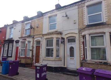 2 bed terraced house for sale in Hinton Street, Kensington, Liverpool, Merseyside L6