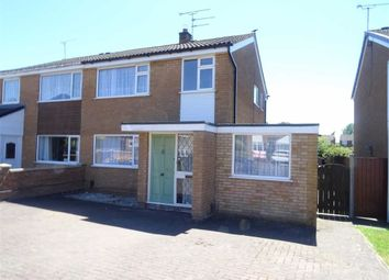 Thumbnail 4 bed semi-detached house to rent in Hereford Close, Barwell, Leicester