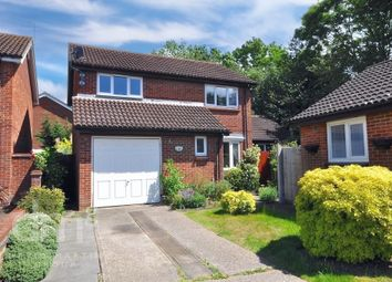 Columbine Mews, Stanway, Colchester CO3. 4 bed detached house