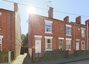 2 bed end terrace house for sale in Burford Street, Arnold, Nottinghamshire NG5