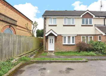 Thumbnail 3 bedroom end terrace house to rent in Bloomfield Close, Knaphill