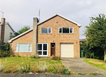Thumbnail 4 bed detached house for sale in Trem Y Eglwys, Wrexham, Wrexham