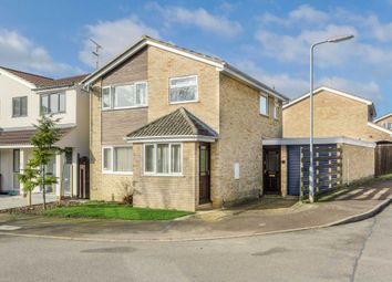 Thumbnail 3 bed detached house for sale in Beech Close, Hackleton, Northampton