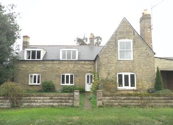 Thumbnail 4 bedroom detached house to rent in Padney Road, Wicken, Ely