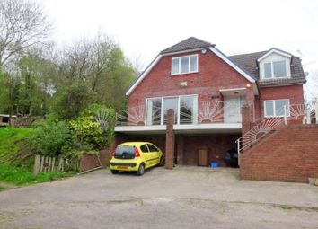 Thumbnail 4 bed detached house for sale in Penrhiw, Risca, Newport