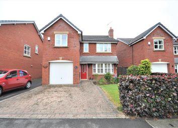 Thumbnail 4 bed detached house for sale in Ash Lane, Clifton, Preston, Lancashire