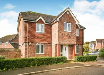 Thumbnail 5 bed detached house for sale in Dexter Close, Ashford