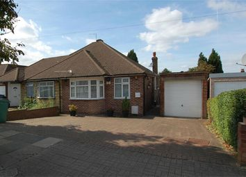 Thumbnail 2 bed semi-detached bungalow for sale in Chaplin Road, Wembley