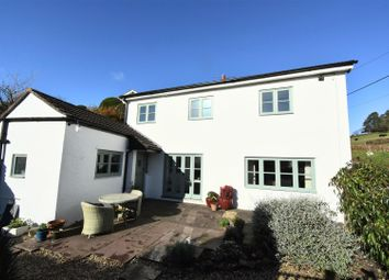 Thumbnail 4 bed detached house for sale in St. Arvans, Chepstow