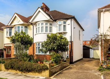 3 bed semi-detached house for sale in Buckleigh Avenue, Merton Park SW20