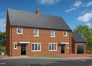 Thumbnail 3 bed semi-detached house for sale in 'the Fredrick', Plot 5, Park View, Brierley, Barnsley