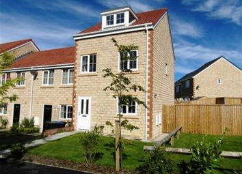 Thumbnail 3 bed town house to rent in Donnington Place, Consett