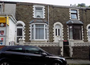 Thumbnail 3 bedroom terraced house for sale in Powell Street, Abertillery