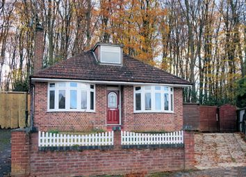 Thumbnail 2 bedroom detached bungalow for sale in Hinton Crescent, Southampton