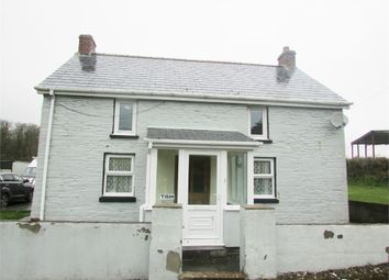 Thumbnail 4 bed cottage for sale in Tigen, Hebron, Whitland, Carmarthenshire