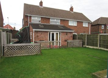 Thumbnail 3 bed semi-detached house for sale in Park Hall Road, Mansfield Woodhouse, Nottinghamshire