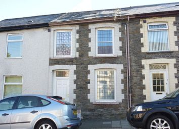 Thumbnail 3 bed terraced house to rent in Glannant Street, Penygraig, Tonypandy