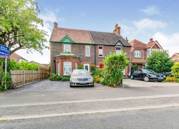 Thumbnail 2 bed semi-detached house for sale in Main Road, Chidham, Chichester, West Sussex