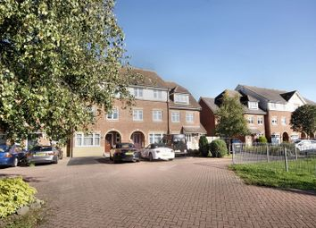 Thumbnail 3 bed town house for sale in Fitzroy Drive, Lee On The Solent