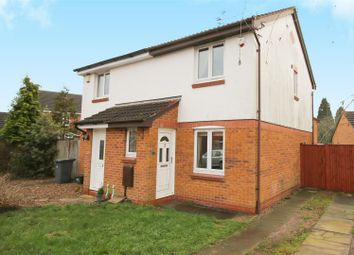 Thumbnail 2 bed semi-detached house for sale in Clover Fields, Calverton, Nottinghamshire