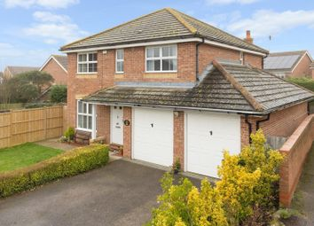 Thumbnail 4 bed detached house for sale in Warden Point Way, Whitstable