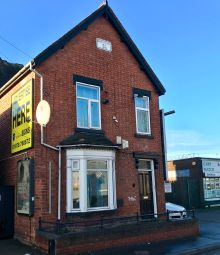 Thumbnail Studio to rent in Bloxwich Road, Leamore