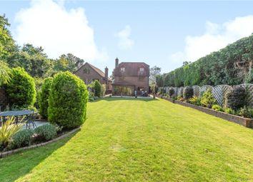 Chapel Lane, Curdridge, Southampton, Hampshire SO32. 5 bed detached house for sale