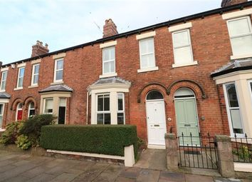 Thumbnail 3 bed terraced house for sale in River Street, Carlisle, Cumbria