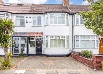 Pembroke Road, London N13. 3 bed terraced house for sale