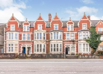 Thumbnail 2 bed maisonette for sale in Newport Road, Roath, Cardiff