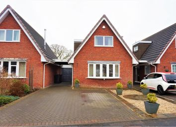 Thumbnail 2 bed link-detached house for sale in Park Road, Barton Under Needwood, Burton-On-Trent
