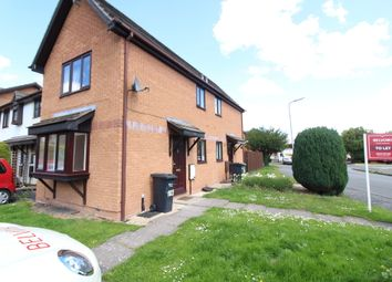 Thumbnail 1 bedroom end terrace house to rent in The Pastures, Lower Bullingham, Hereford
